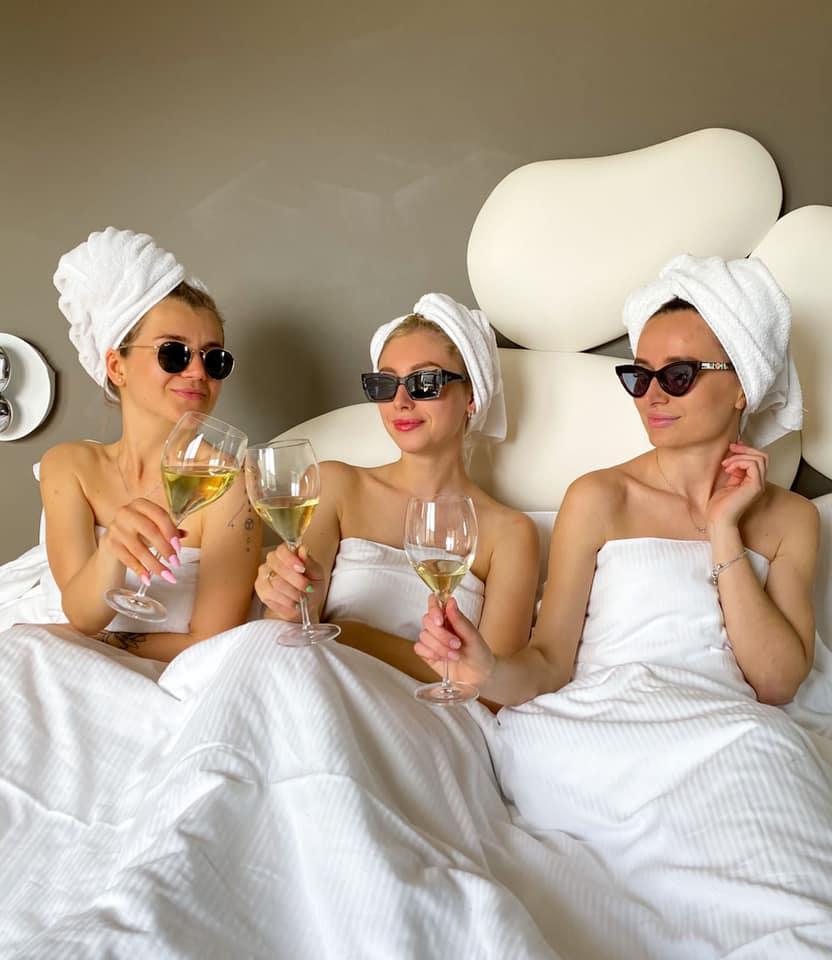 ladies weekend in riccione